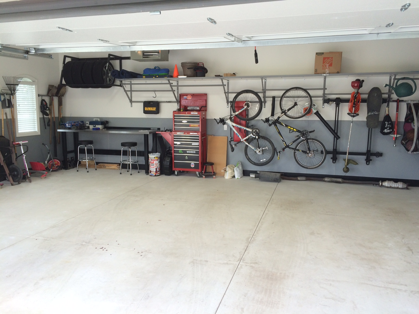 Garage Shelving Detroit