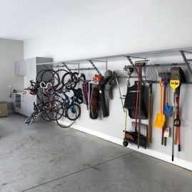 garage shelving system Detroit